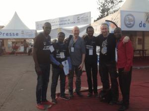 Afrika Comic Buchmesse conacry Guinea