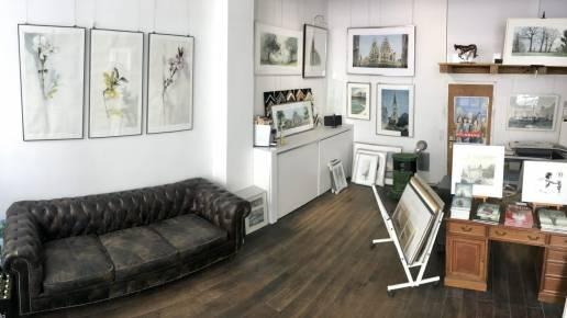 Galerie Innen