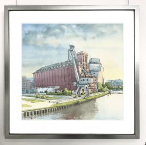 Rahmen Hafen Münster