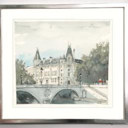 Rahmen Paris Bild 2