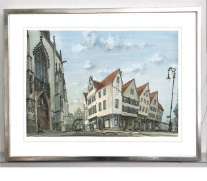 Rahmen Drubbel Münster